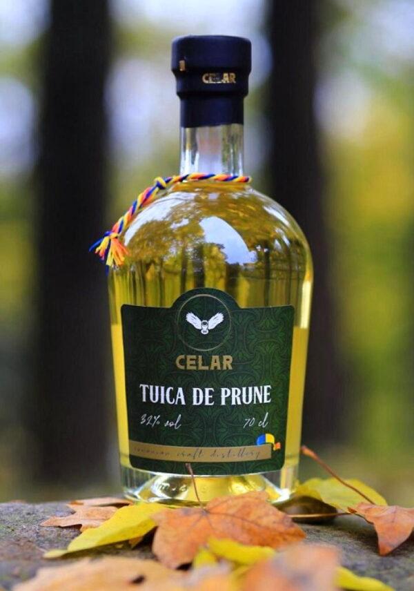 CELAR - Tuica 700 ml 100% naturala (2)
