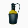 Palinca 50% alc. 700 ml in Husa Piele - CELAR